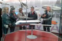 Museo de la aeronáutica Aeroscopia